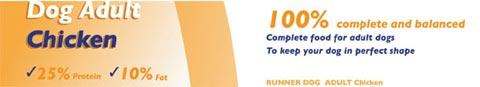 Logo Runner Adult