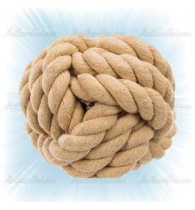 Balle en corde