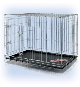 Cage de transport ou d'exposition grande taille