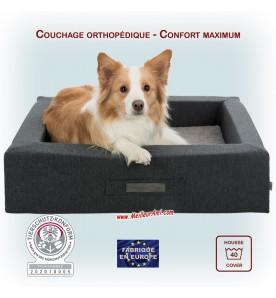Lit orthopédique pour chien Bendson