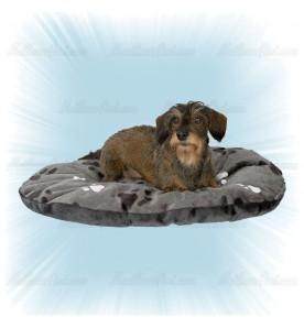 Matelas pour chien ovale