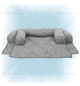 Protège canapé pour chien